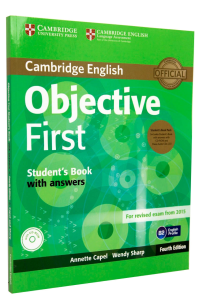 Objective First 4th Ed Student's Book Pack 2015 (Student's Book with answers with CD-ROM and Class Audio CDs(2))