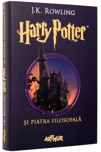 Harry Potter si piatra filosofala (vol.1)