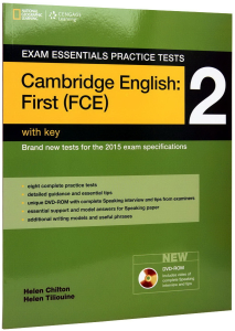 Exam Essentials Cambridge First Practice Test 2 with Key + CD