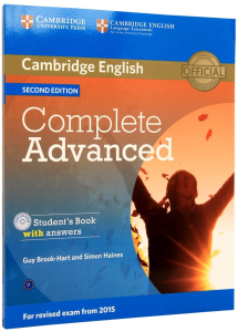 Complete Advanced Student's Book Pack with Answers + CD-ROM and Class Audio CDs
