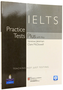 IELTS Practice Tests Plus with Answer Key and Audio CD