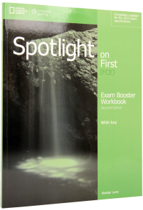 Spotlight on FCE Exambooster Workbook with Answer Key (2 Audio CDs)