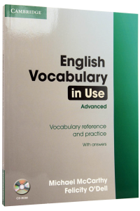English Vocabulary in Use Advanced with Answers and CD-ROM (Second Edition)