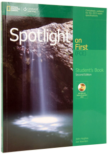 Spotlight on FCE Student's Book with MyFCE online PIN