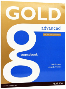 Gold Advanced Coursebook (2015). Online audio component