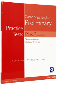 Preliminary (PET) Practice Tests Plus 2 with Key and Access Code