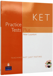 KET Practice Tests Plus with Audio CD Pack