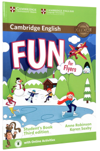 Fun for Flyers. Student's Book 3 rd edition with Online activities