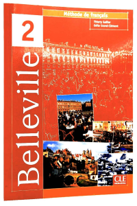 Belleville 2 Livre de l'eleve (Manual)