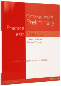 Preliminary (PET) Practice Tests Plus with Key