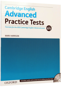 CAE Advanced Practice Tests (new 2015) with Key. Five tests