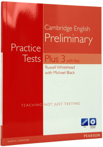 Preliminary (PET) Practice Tests Plus 3 with Key