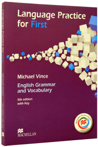 First Certificate Language Practice - (5th Edition) - English Grammar and Vocabulary
