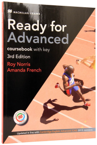 Ready for Advanced (CAE) Coursebook with eBooks and key - 3rd Edition