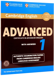 Cambridge English Advanced 1 (CAE) from 2015 Student's Book Pack (Student's Book with Answers and Audio CDs (2))
