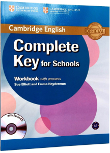 Complete Key for Schools Workbook with Answers with Audio CD