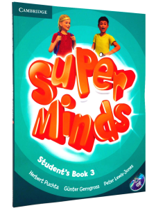 Super Minds 3. Workbook with Online Resources