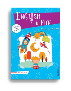 English for Fun – Jocuri si activitati clasele a 3-a si a 4-a
