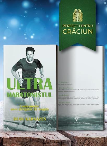 Ultramaratonistul   Dean Karnazes