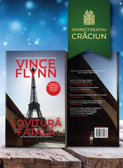 Lovitura fatala   Vince Flynn