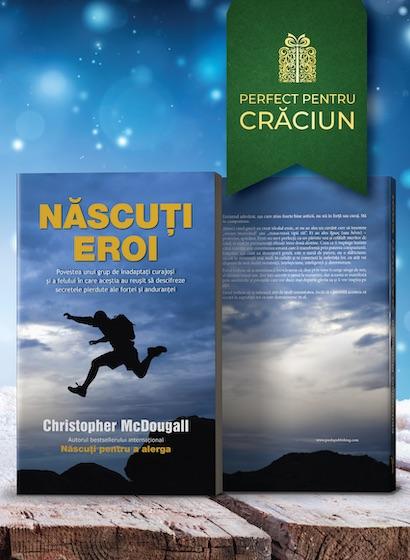 Nascuti eroi   Chris McDougall