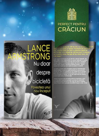 Nu doar despre bicicleta   Lance Amrstrong