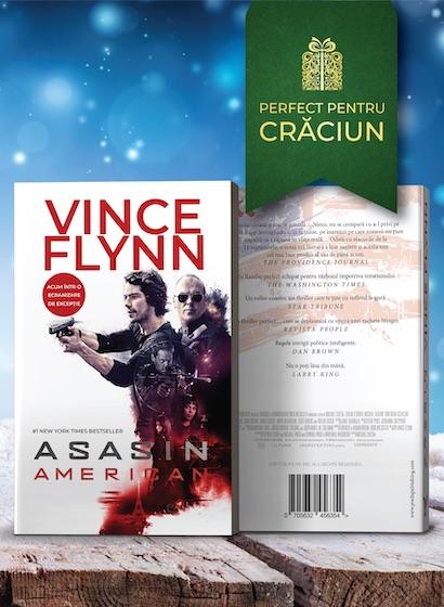 Asasin american   Vince Flynn
