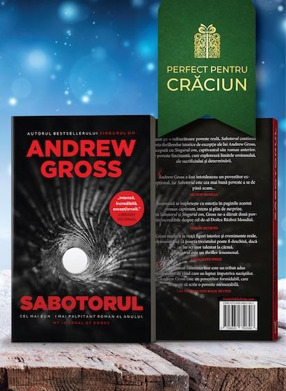 Sabotorul   Andrew Gross