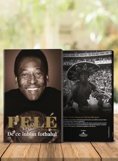 De ce iubim fotbalul   Pele