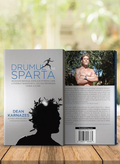 Drumul catre Sparta   Dean Karnazes