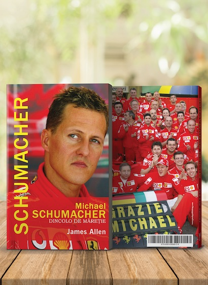 Michael Schumacher   James Allen