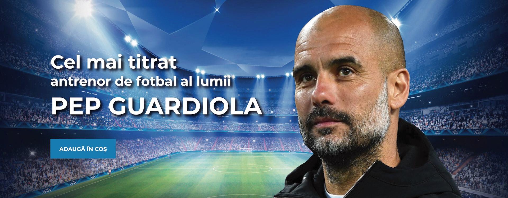 Pep Guardiola, de Guillem Balague