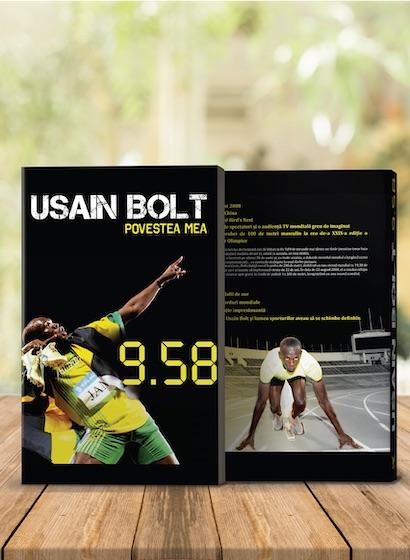Povestea mea   Usain Bolt