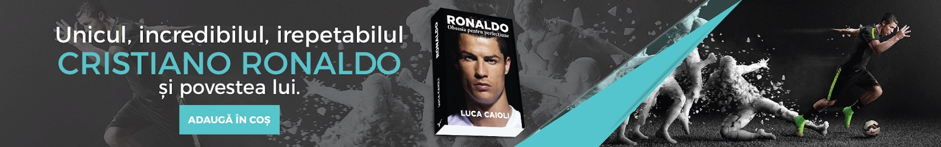 Colectia iBall | Dedicata fotbalului si eroilor sai