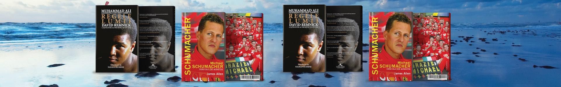 Carti | Legendele sportului