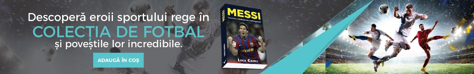 Colectia de fotbal | Descopera eroii sportului rege