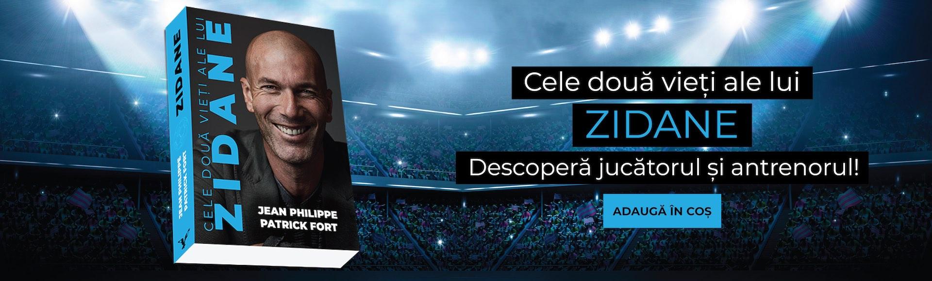 Zidane | Jean Philippe si Patrick Fort