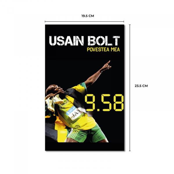 Povestea ea, de Usain Bolt 1