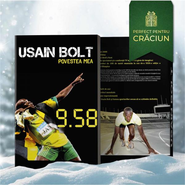 Povestea ea, de Usain Bolt 0