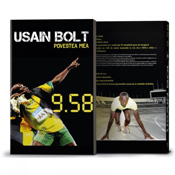 Povestea ea, de Usain Bolt