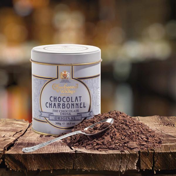Ciocolata calda Charbonnel 300G 4