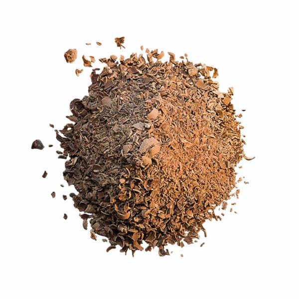 Fulgi de ciocolata neagra Ecuador 71% 250G 1