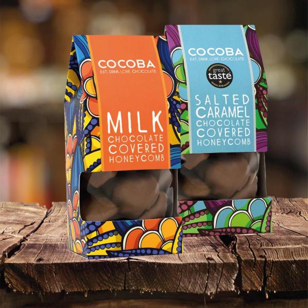 Fagure invelit in ciocolata cu lapte 175G 4