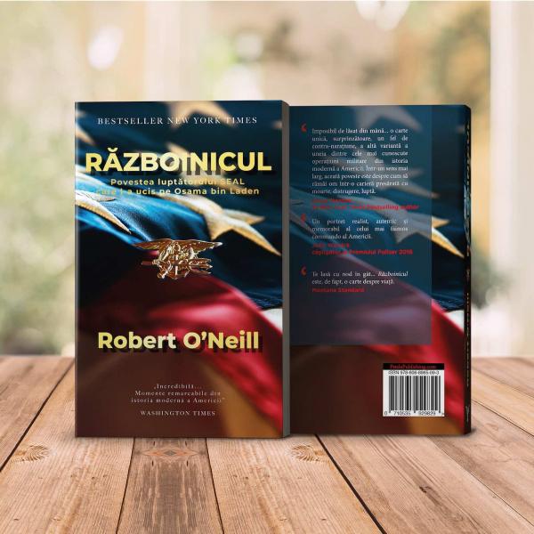 Razboinicul, Robert O'Neill 3