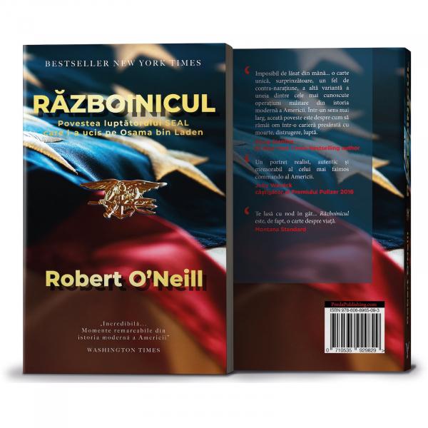 Razboinicul, Robert O'Neill 0