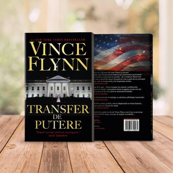 Transfer de putere, Vince Flynn 3