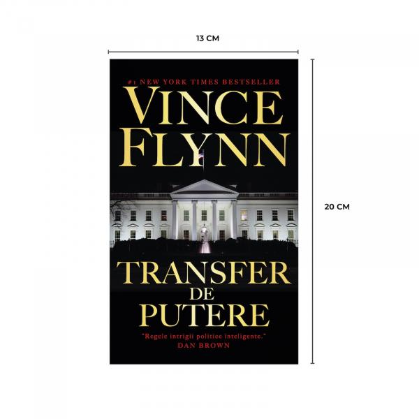 Transfer de putere, Vince Flynn 1