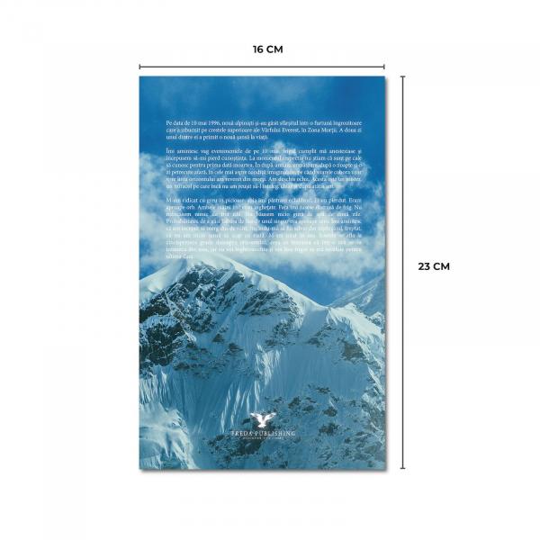 Abandonat pe Everest, de Beck Weathers