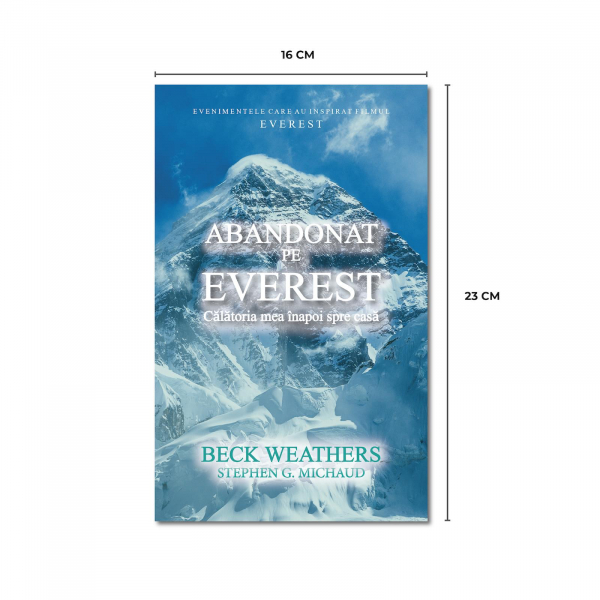 Abandonat pe Everest, de Beck Weathers 1