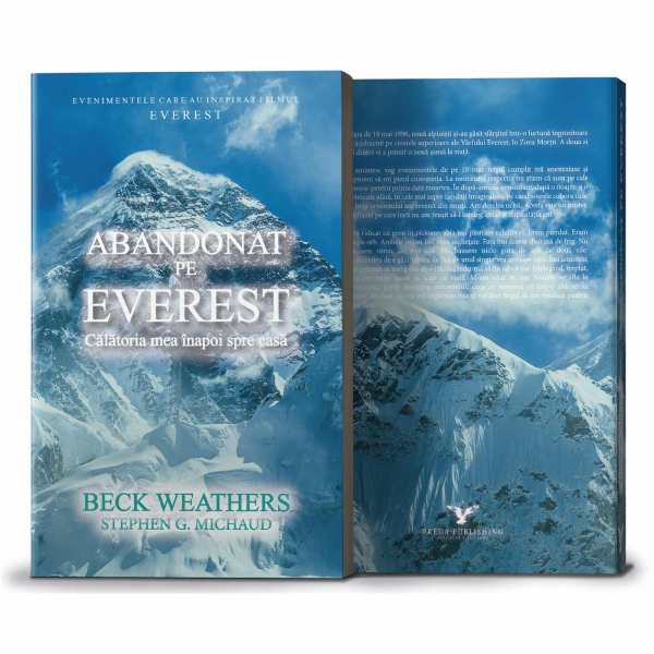 Abandonat pe Everest, de Beck Weathers 0